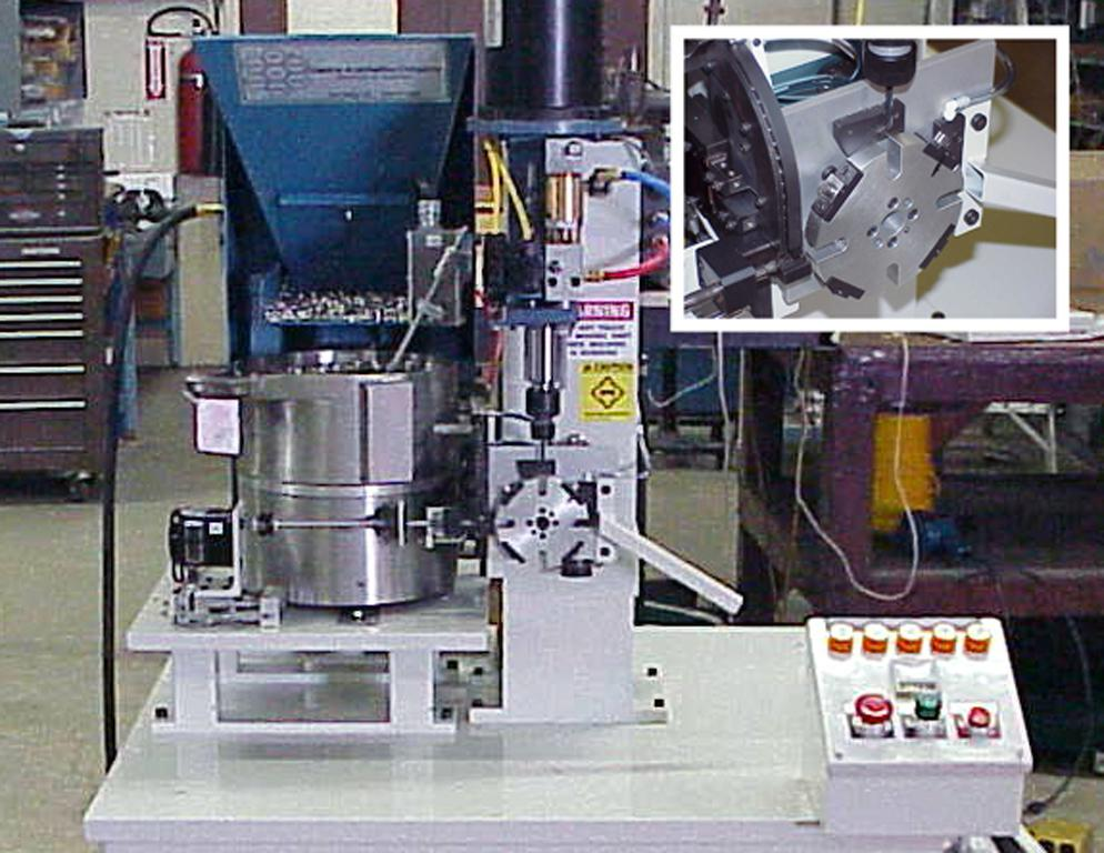 Automated Machining Systems